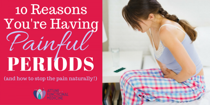 10 Causes Of Painful Periods How Stop Period Pain Naturally